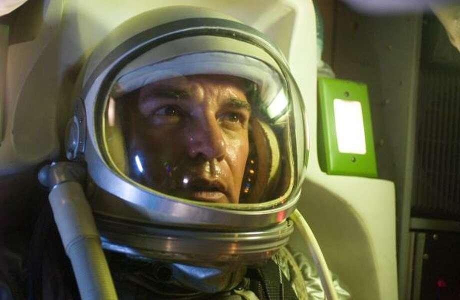 Billy Bob Thornton stars in The Astronaut Farmer. Photo: Richard Foreman, Warner Bros.