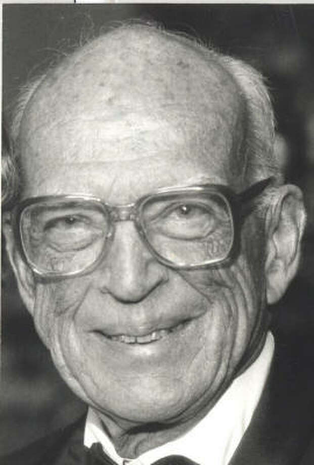 Benjamin Monroe Anderson was a founder of Anderson Greenwood & Co., makers of valves for industrial use.