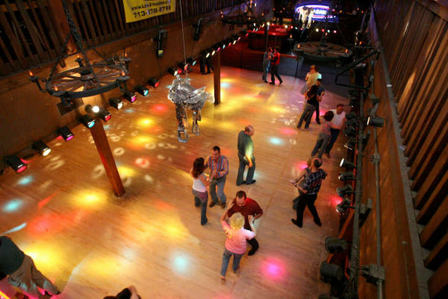 Wild West has the Ultimate Country Western Dance Deal: A free dance lesson, a fajita buffet afterward and dancing till the clock strikes midnight. Photo: Bill Olive, For The Chronicle