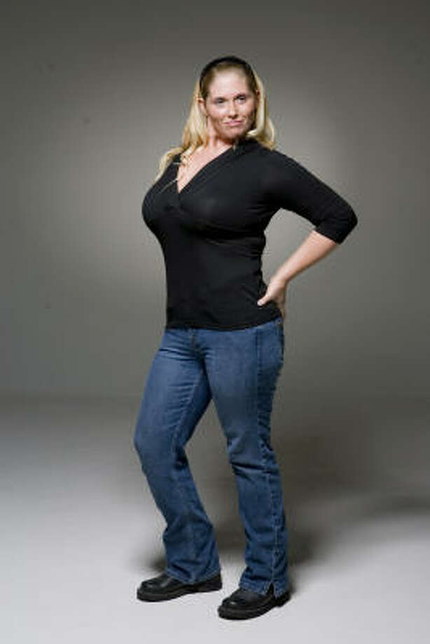 Kristy Heckendorn now relies on healthy food and exercise. Photo: Nick De La Torre, Chronicle