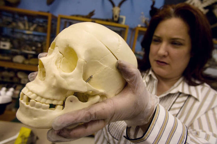Kathleen Havens spends a lot of time perfecting the curriculum she creates for courses at the Houston Museum of Natural Science and soliciting feedback from children and instructors. Photo: R. Clayton McKee, For The Chronicle