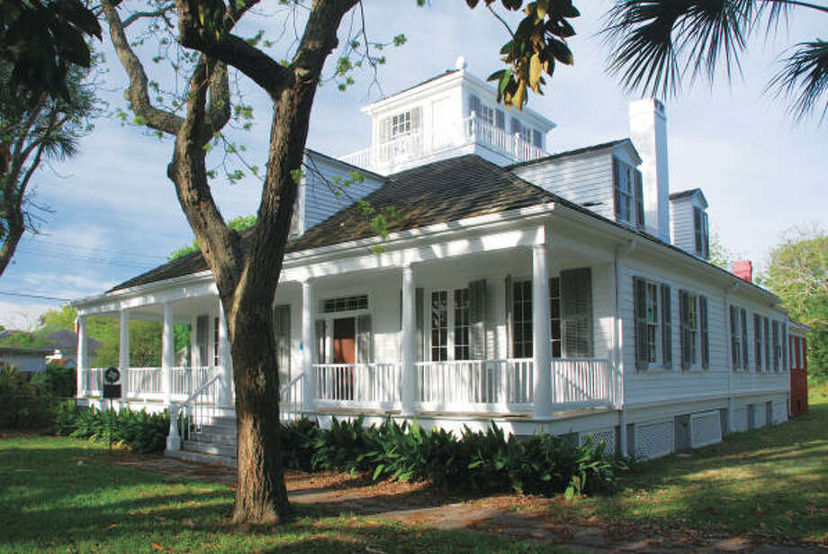 The Samuel May Williams house in Galveston will serve as a showhouse for the Texas Gulf Coast Chapter of the American Society of Interior Designers. Photo: Courtesy Photo