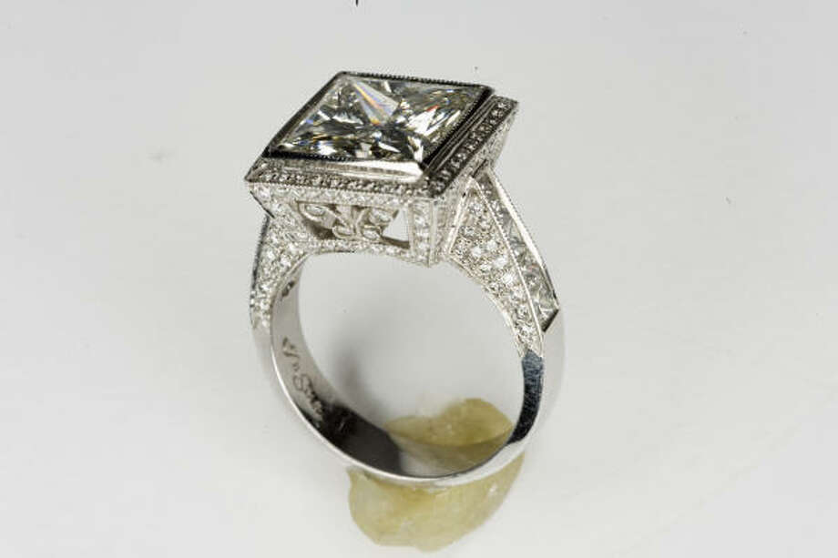 With Rings Tradition Is Strong But Options Abound Houston Chronicle