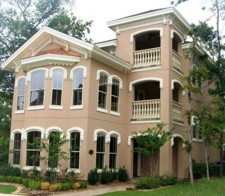 A builder is offering a two-year buyback guarantee on two Woodlands homes selling for $733,500. Photo: STONEMARK BUILDERS