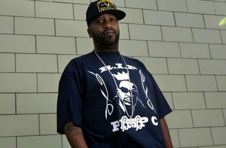 Houston's Bun B will perform at the Ozone event at the George R. Brown Convention Center. Photo: MAYRÁ BELTRAN, CHRONICLE