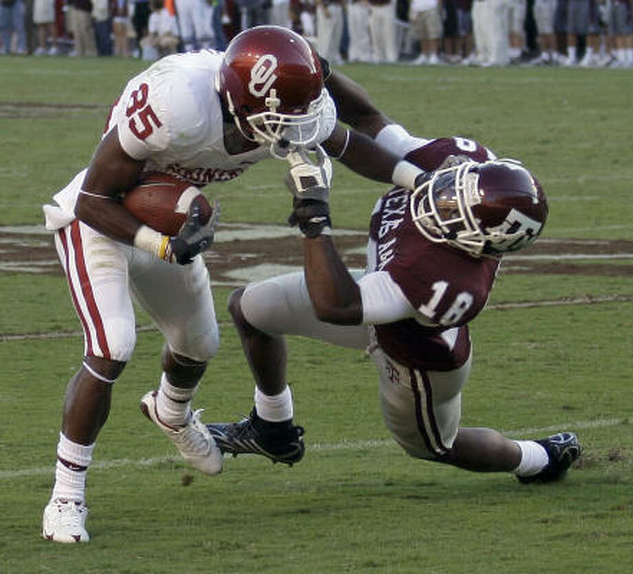 Memo from Mike Sherman: the Big 12 won't have Texas A&M to push around in 2009. Photo: David J. Phillip, AP