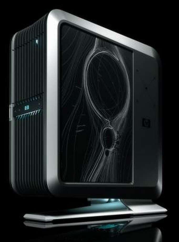 The Blackbird 002 has been in developmentfor years. Photo: HP
