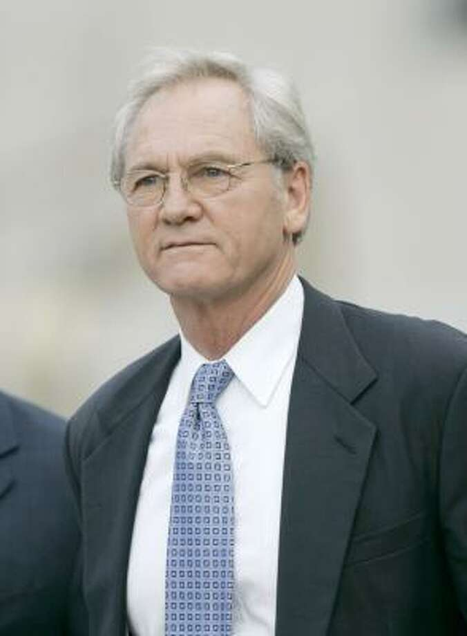 Don Siegelman was sentenced to more than seven years at a federal prison. Photo: ROB CARR, AP FILE