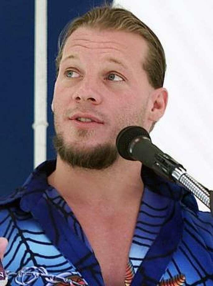 Chris Jericho Photo: VICTORIA AROCHO, Associated Press