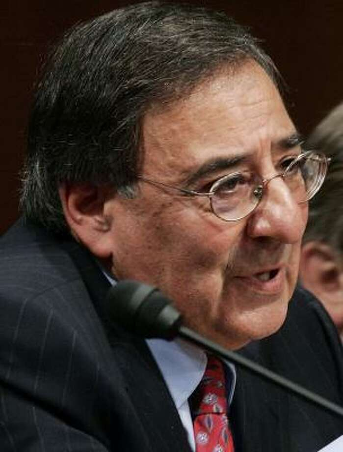 """There really is no military victory in Iraq. The only way you can win is if the Iraqis govern themselves and control the violence,"" Leon Panetta, former White House chief of staff who served on Iraq Study Group. Photo: Alex Wong, Getty Images"