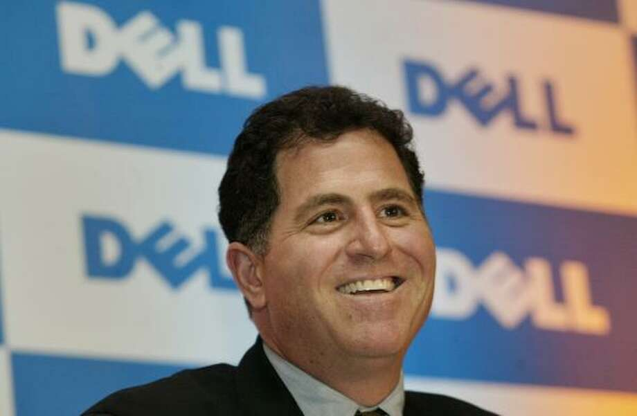 Michael Dell, chairman of the computer manufacturer, may face federal regulators now that his company's internal investigation of accounting irregularities has been completed. Photo: GAUTAM SINGH, ASSOCIATED PRESS FILE