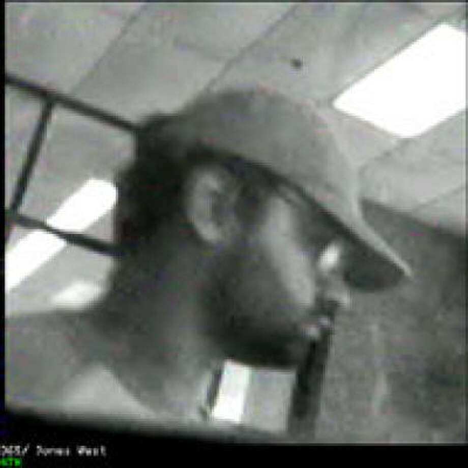 On Oct. 25, several Houston area banks reported ATM withdrawals made with blank white magnetic ATM cards coded with stolen credit card numbers. Two suspects caught on ATM surveillance cameras are described as Hispanic or Pakistani males. Photo: Crime Stoppers
