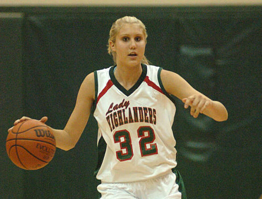 The Woodlands's Amanda Anderson had 19 points and 24 rebounds in a 49-43 win over No. 5 Conroe on Friday night. Earlier in the week against Oak Ridge, she had 21 points. Photo: David Hopper, For The Chronicle