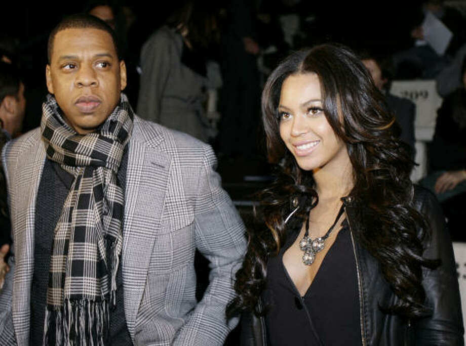 Jay-Z and Beyoncé, seen in Milan, Italy on Jan. 13, reportedly married Friday. Photo: Luca Bruno, AP
