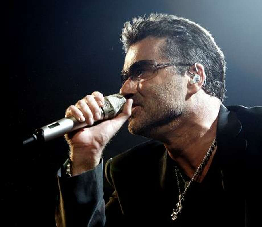 "George Michael can still snap into a falsetto today's pretty boys can only dream of hitting. His current 25 Live Tour has earned solid reviews since kicking off in mid-June, though he vows this is the last time he'll head out on the road with all the ""bells and whistles."" Photo: Kevin Winter, Getty Images"
