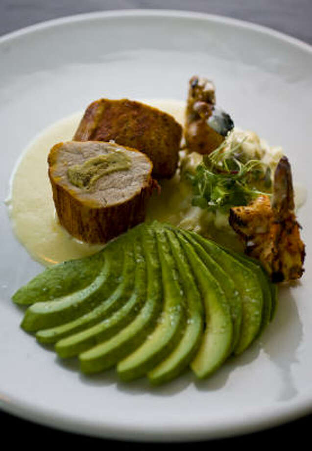 The Pork Relleno Photo: Karen Warren, Chronicle