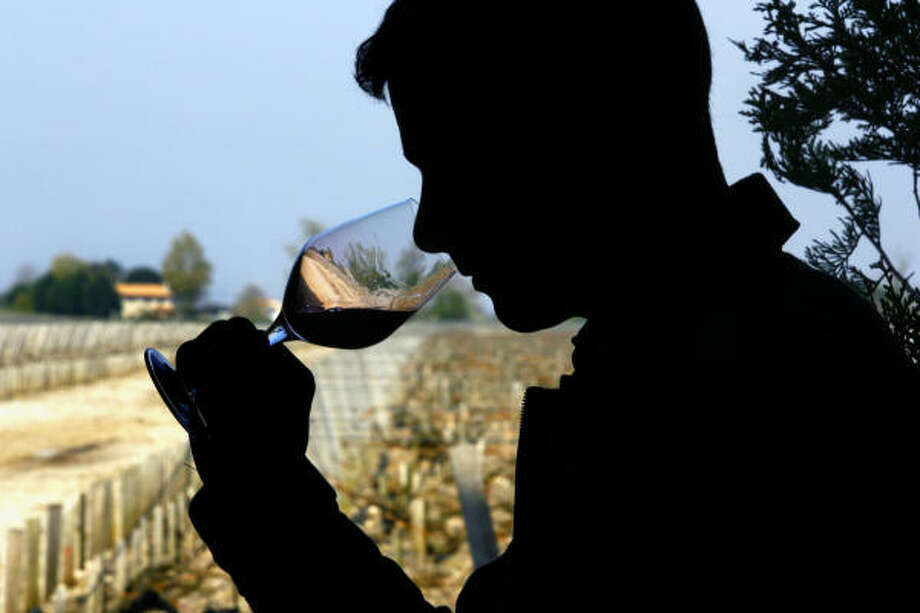 Practically under the threat of a boycott, the Bordeaux château realized they weren't going to get for the '08s close to what they had been demanding for their so-so '07s. Photo: NICOLAS TUCAT, AFP | GETTY IMAGES