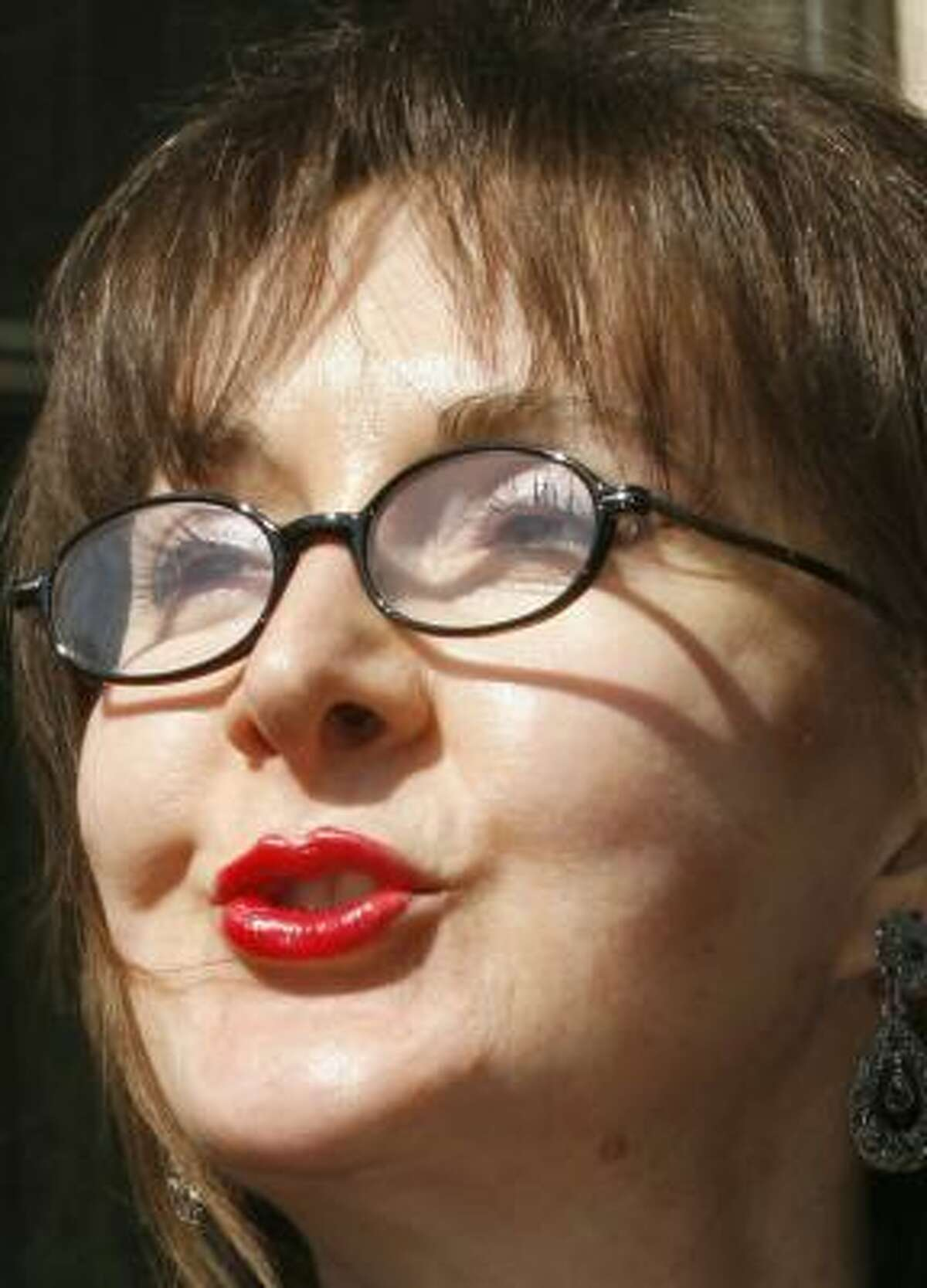 Deborah Jeane Palfrey is accused of running an illegal escort service in the nation's capital.