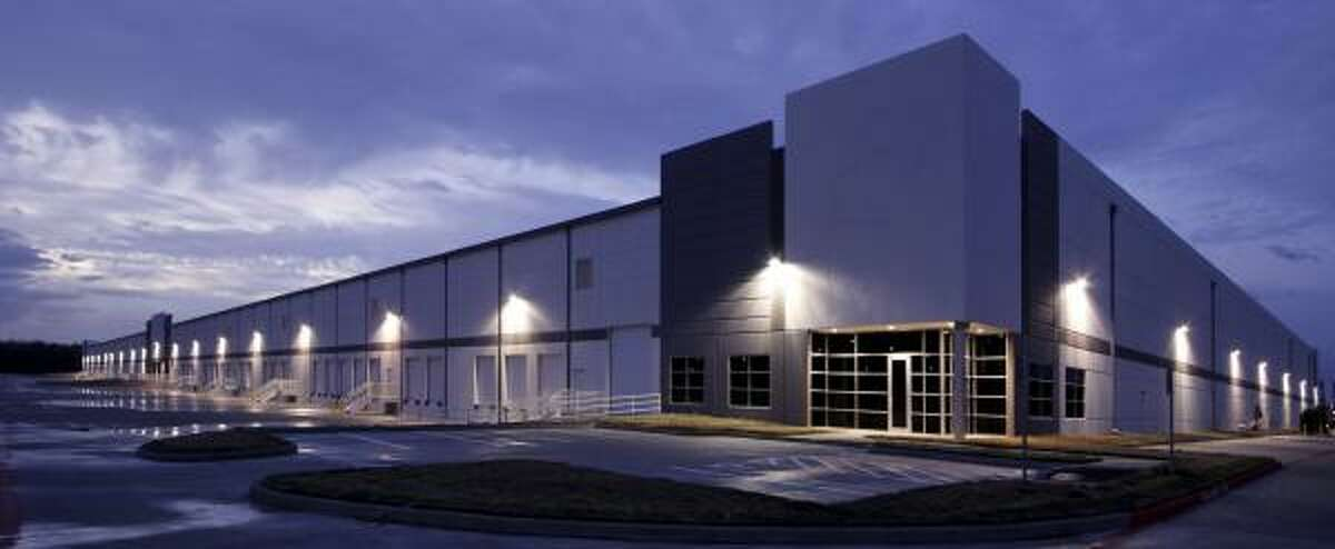Palmer Logistics has leased 468,000 square feet of the InterPort Distribution Center. The building is at 13001 Bay Area Boulevard in La Porte.
