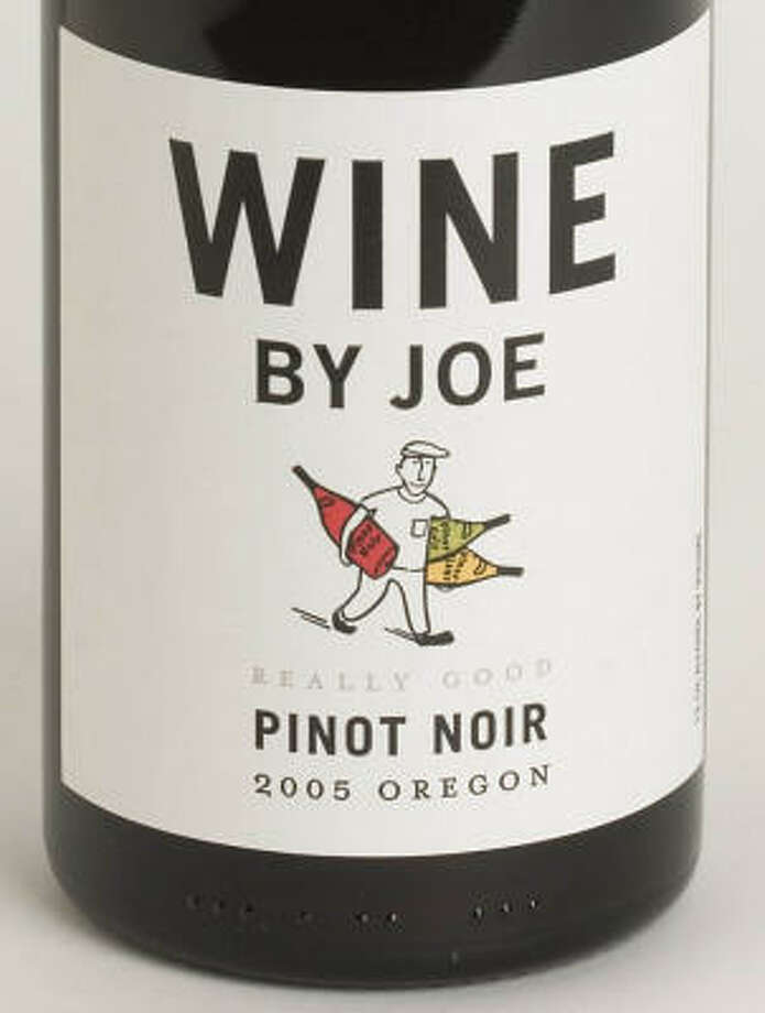 """Wine by Joe is considered to be an example of """"massive"""" packaging. Photo: Andrea Johnson, Newhouse News Service"""