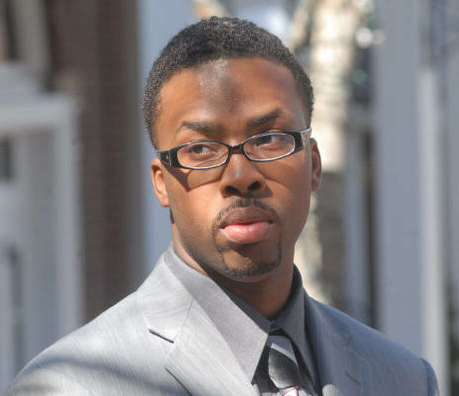 Some say Jason Vassell was the victim of a hate crime. Photo: Carol Lollis, Associated Press