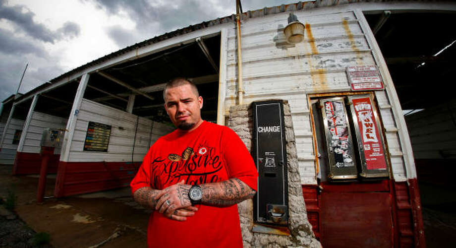 Paul Wall's new album, Fast Life, is a reflection of his attitude and the way he lives. Photo: Michael Paulsen :, Chronicle