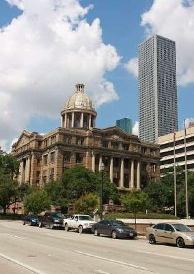 El 4 de noviembre también serán elegidos jueces penales, civiles y familiares. La foto muestra el edificio de las Cortes Civiles del Condado de Harris. Photo: Gary Fountain, Para El Houston Chronicle