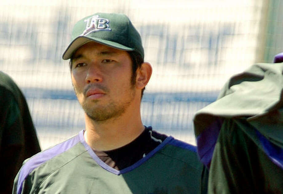 Hideo Nomo was an impact player from the day he joined the majors. Photo: STEVE NESIUS, AP