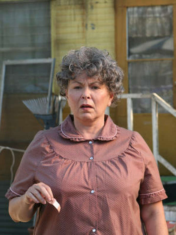 On the Nov. 2 episode of My Name Is Earl, Roseanne Barr plays a nun who manages a trailer park. Photo: Karen Neal, NBC