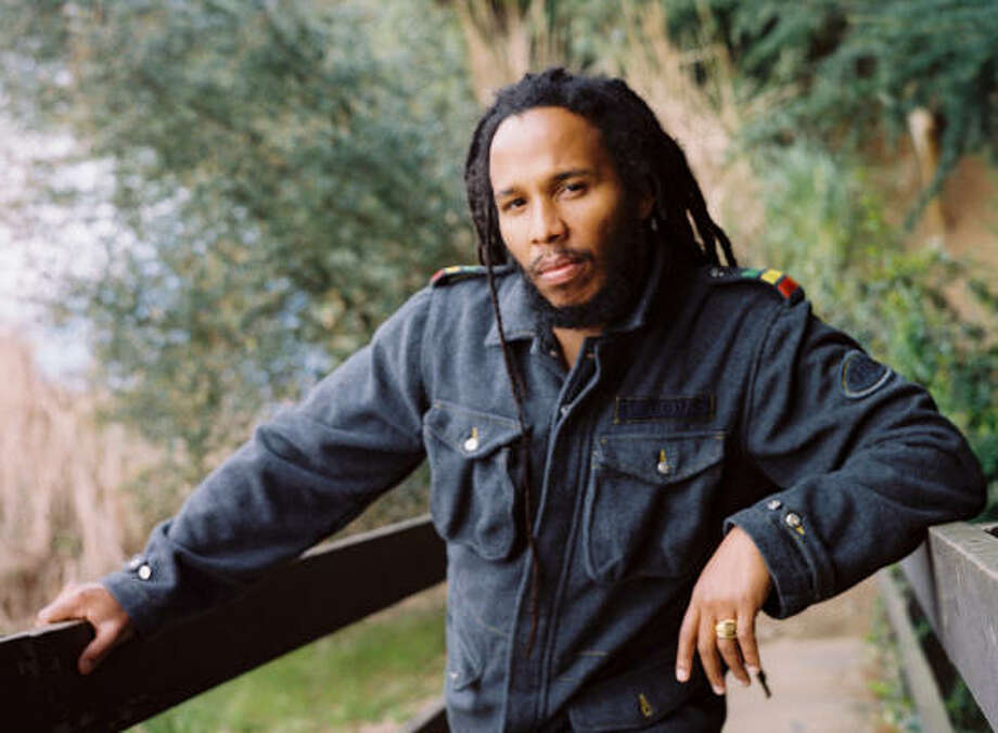 Ziggy Marley says he prefers to write his music alone, unlike his famous father, Bob Marley, who took pleasure in sharing songwriting with his family.