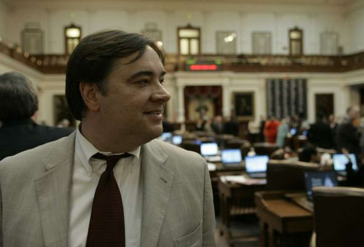 State Rep. Jim Dunnam, D-Waco, blocked the electricity markets bill, saying it did not do enough to protect consumers.