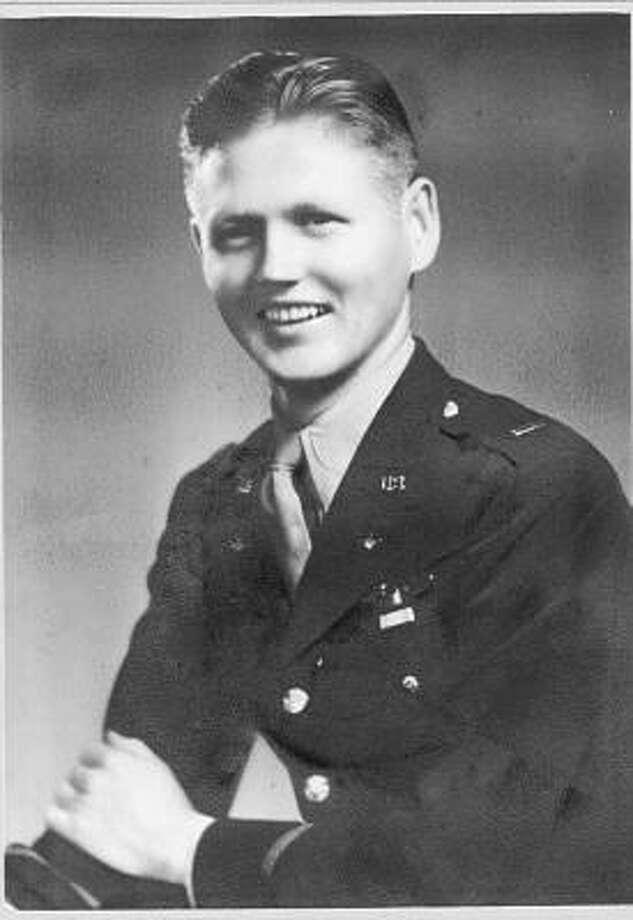 Ernest Herzing, World War II bomber pilot Photo: Courtesy Photo