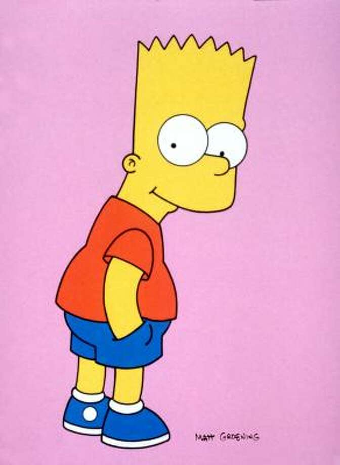 """Says Bart Simpson: """"Dear God, we paid for all this stuff ourselves, so thanks for nothing."""" Photo: COURTESY PHOTO"""