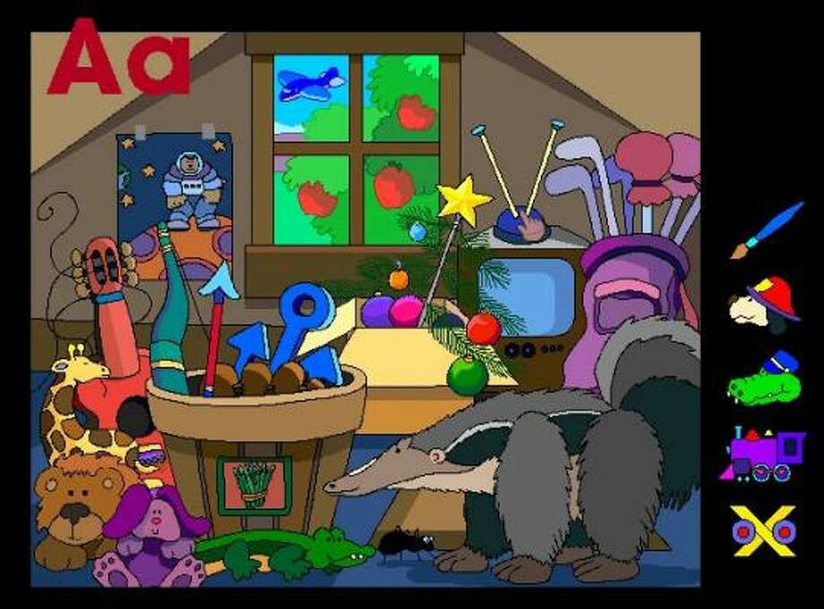 Preschool-Kindergarten Super Scholar Softwareemphasizes fun, not work, for novice preschoolers.