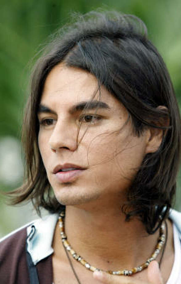 Julio Iglesias Jr.'s The Way I Want You debuts this week. Photo: WILFREDO LEE, Associated Press