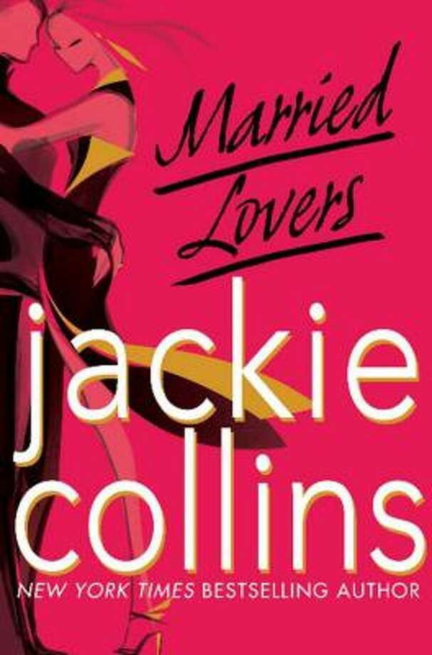 Author Jackie Collins has a new book out, Married Lovers, and brought her book tour to Houston recently. Photo: ST. MARTIN'S PRESS