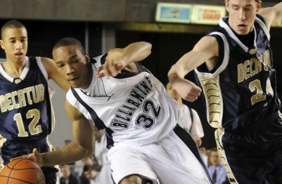 Bellarmine's Avery Bradley should boost UT's defense. Photo: JOE BARRENTINE, THE NEWS TRIBUNE
