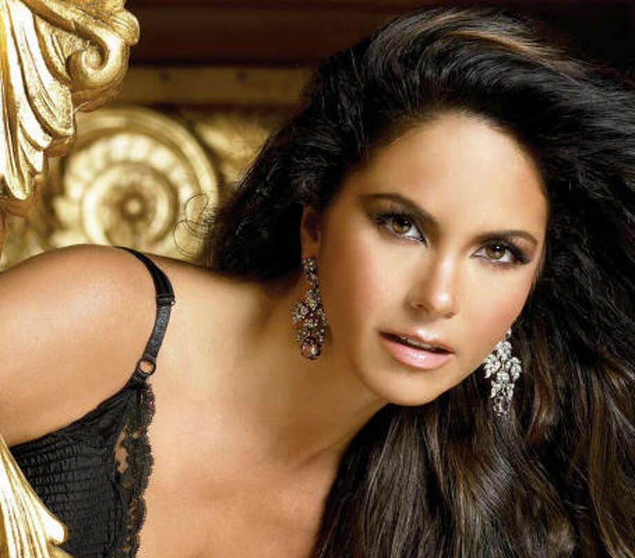 Lucero's voice is best showcased on her new album's smoldering ballads. Photo: EMI Televisa