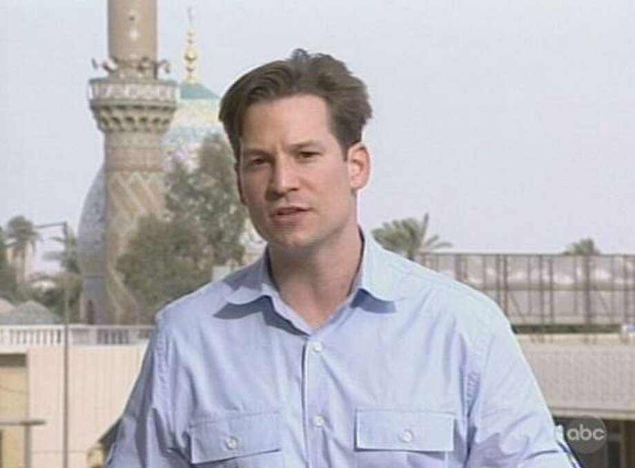 In 3 1/2  years of reporting from Iraq, NBC correspondent Richard Engel has seen the atrocities of war first-hand. Photo: ABC