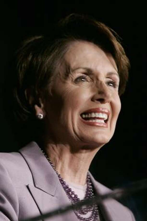 Nancy Pelosi Photo: JASON REED, Reuters