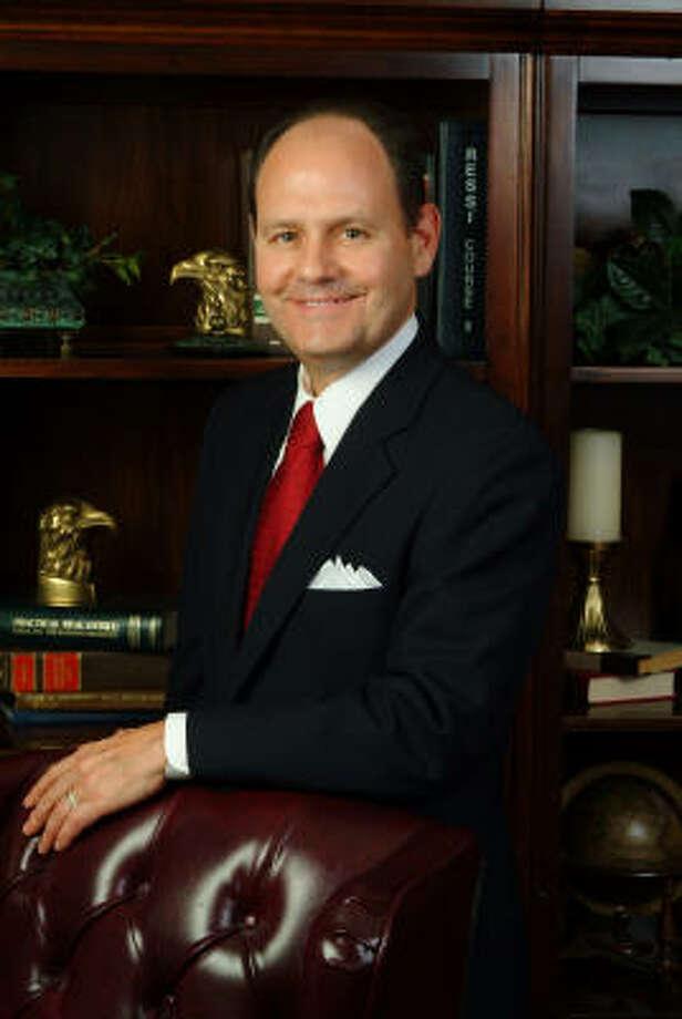Allen Hartman was CEO of Hartman Commercial Properties. Photo: Allen Hartman