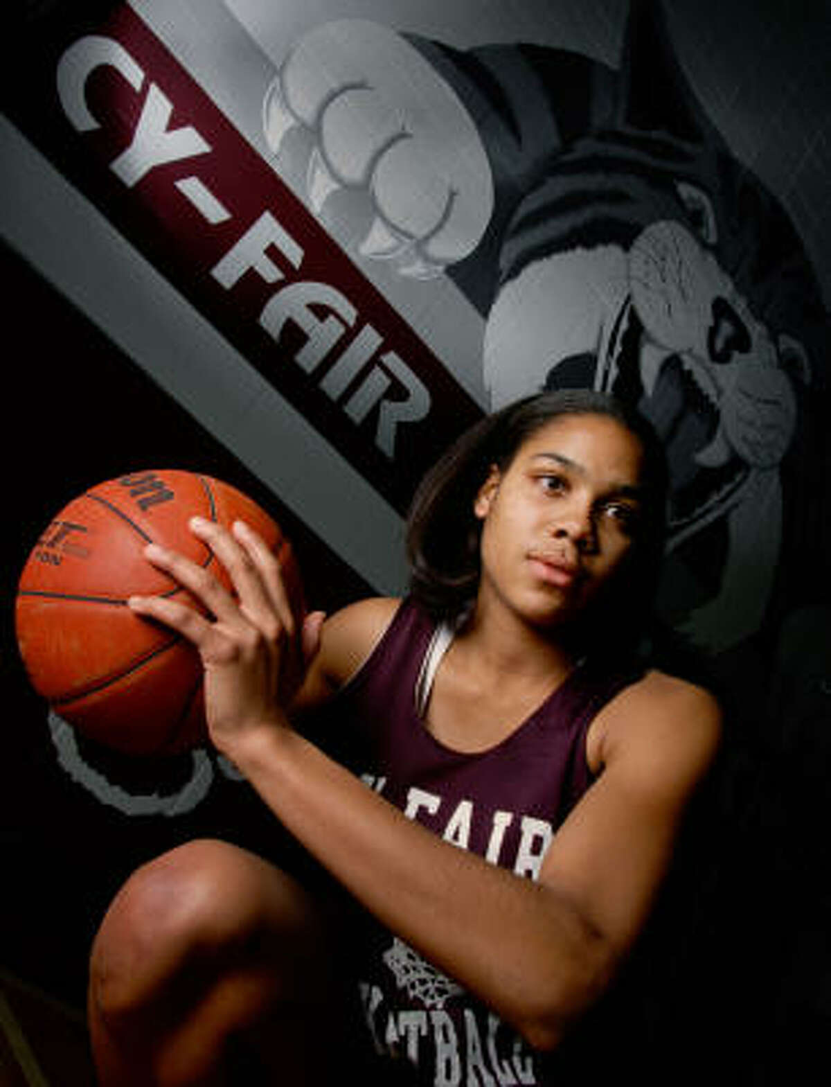 Lindsey Harding was a standout at Cy-Fair before earning ACC Player of the Year honors at Duke and becoming the No. 1 overall pick in the WNBA draft.