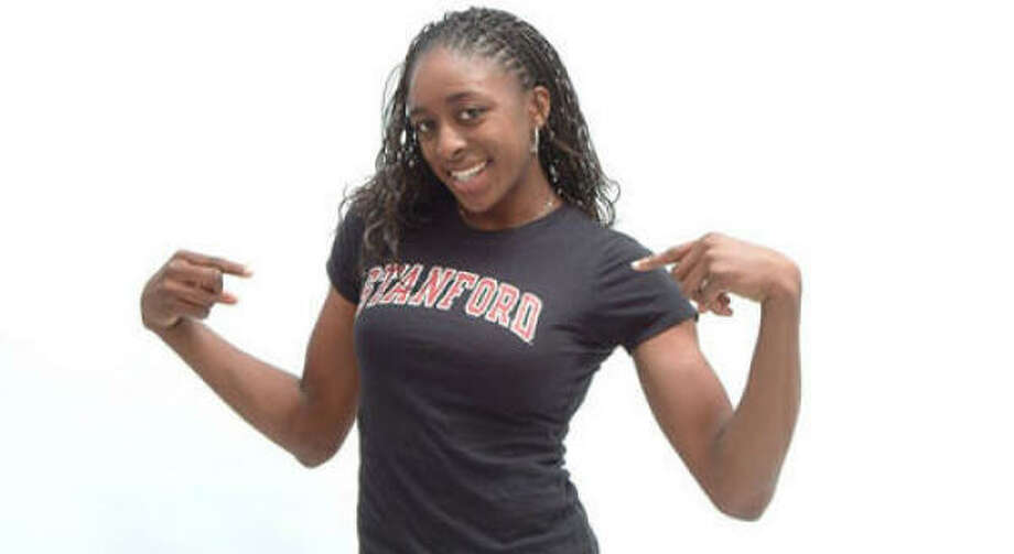Cy-Fair senior Nneka Ogwumike will play at Stanford. Photo: Special To The Chronicle