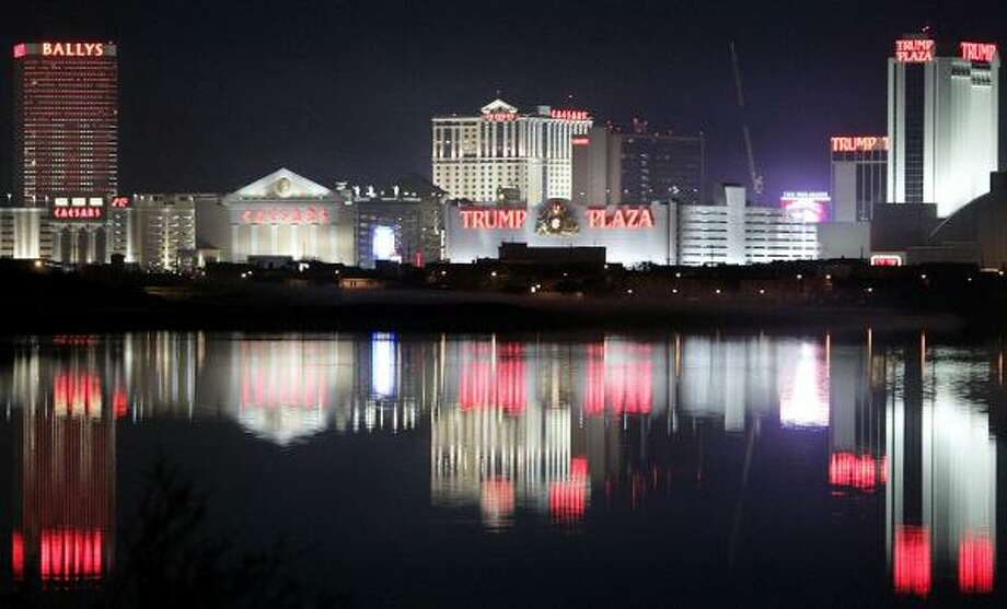 With revenue declining at Atlantic City's casinos, tourists are receiving fewer free meals, drinks, hotel rooms and show tickets. Photo: Mel Evans, ASSOCIATED PRESS FILE