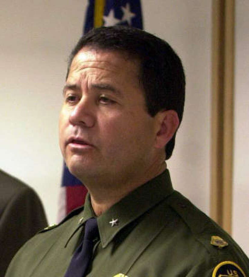 "David Aguilar, Border Patrol chief agent, says, ""Our borders were ignored too long, way too long.  ...  We are looking forward to the resources that are coming, but we do not rest in the meantime."" Photo: FRANCISCO MEDINA, AP"