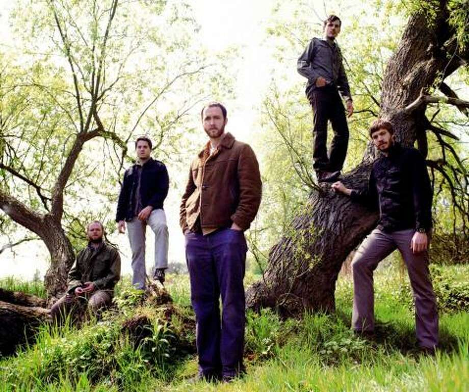 Midlake's recent album, The Trials of Van Occupanther, has won glowing reviews in Europe. Photo: BELLA UNION