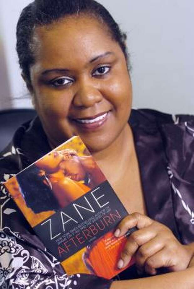 Zane's pub-lishing success has prompted her venture into movies and television. Photo: STEVE RUARK, ASSOCIATED PRESS