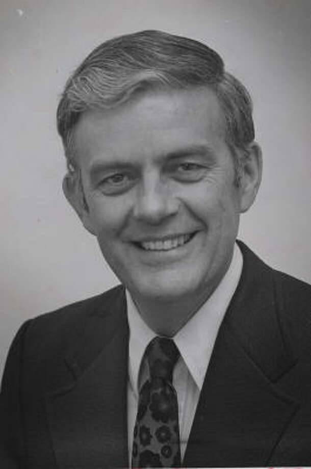 Milton Fox was elected to the Texas House of Representatives in 1972 and served until 1986. Photo: Chronicle File