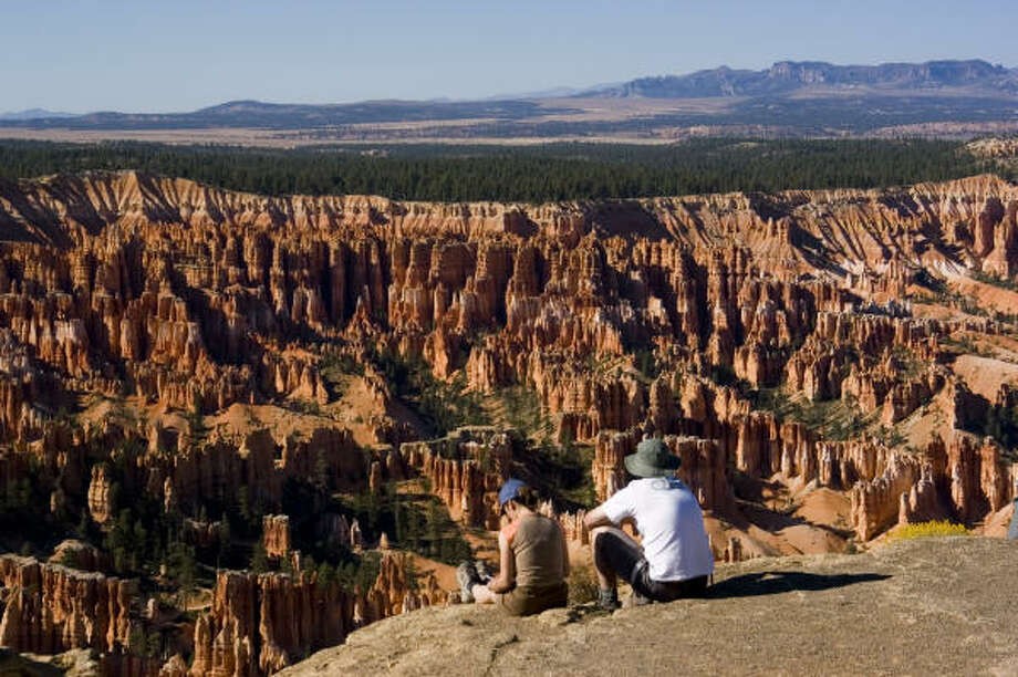 Less-visited national parks like Glacier and Bryce Canyon offer natural wonders equal to more famous parks, with far fewer crowds. Photo: Lee Foster, Lonely Planet Images