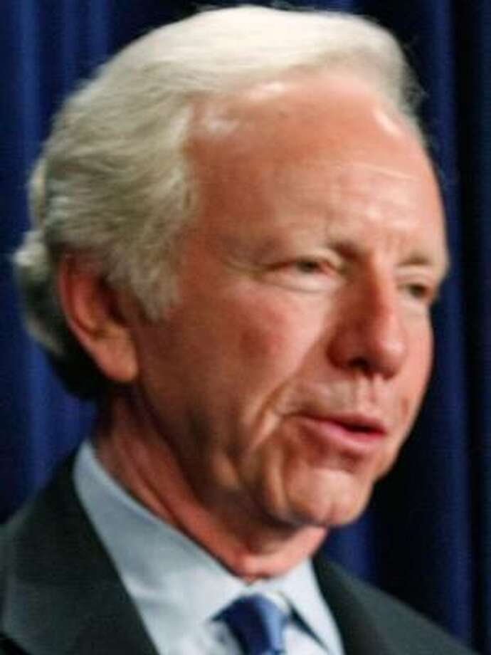 Sen. Joseph Lieberman Photo: Mark Wilson, Getty Images